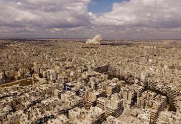 Чуркин заявил о восстановлении контроля правительства Сирии над Алеппо