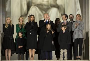Трамп принес присягу в качестве 45-го президента США. Фото с сайта news.siteua.org