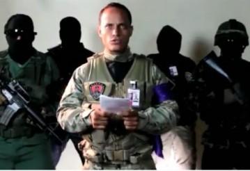 Оскар Перес. Скриншот видео