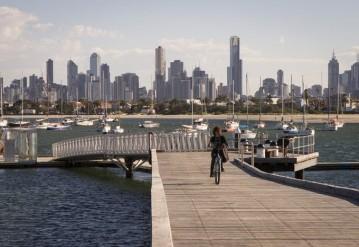 Мельбурн, Австралия. Фото: Flickr / galushchak