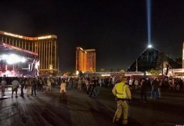 Cтрельба на музыкальном фестивале в Лас-Вегасе: 20 погибших, более 100 пострадавших. Фото с сайта Telegraf.by