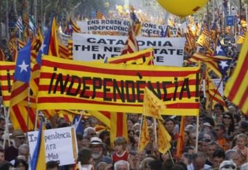 Каталония провозгласит независимость в ближайшие дни