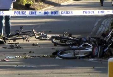 Трагедия в Нью-Йорке: фургон переехал пешеходов и велосипедистов