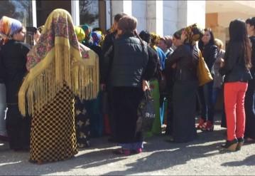 В Туркмении начался продовольственный кризис. Фото с сайта 1news.az
