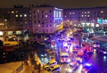 Фото: страница «ДТП и ЧП | Санкт-Петербург» во «ВКонтакте»