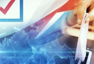ЦИК РФ объявил предварительные итоги президентских выборов в России