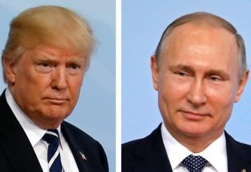 Трамп и Путин рассказали об итогах саммита в Хельсинки