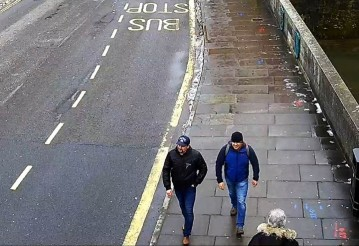 Великобритания считает, что Александр Петров и Руслан Боширов виновны в отравлении Скрипалей. Фото с сайта Metropolitan Police