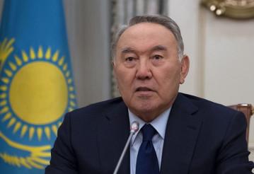 Нурсултан Назарбаев. Фото: akorda.kz.